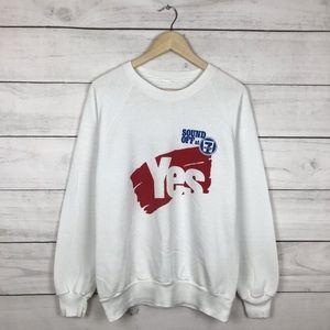 Vintage 1980s RARE 7 Eleven Sweatshirt